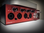 Sorry this picture is a little blurry, I just couldn't seem to get the... FOCUSRITE