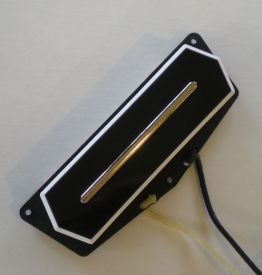 Lollar Charlie Christian pickups now feature an even more vintage looking top