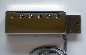 Lollar Johnny Smith style pickup - now available in a pickguard mount.