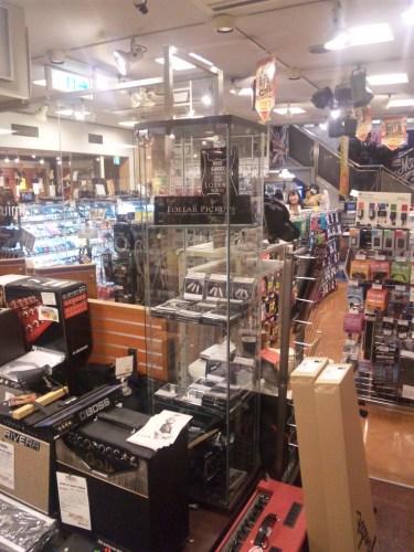 Miki Gakki – Shinsaibashi Store
